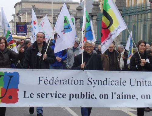 9 mai Fonction publique : grève et manifestation unitaire
