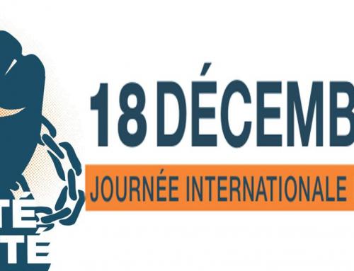 Journée Internationale des Migrants – 18 décembre 2018 à 18h à nancy